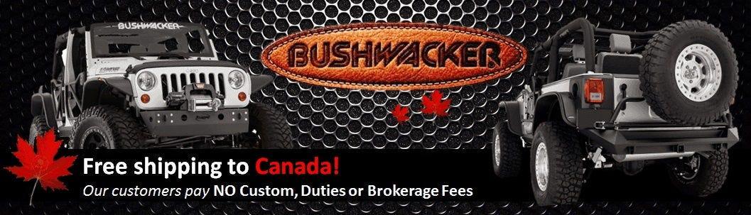 Bushwacker Brand Banner - CAD
