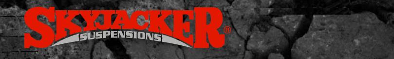 Skyjacker - Brand Banner - about