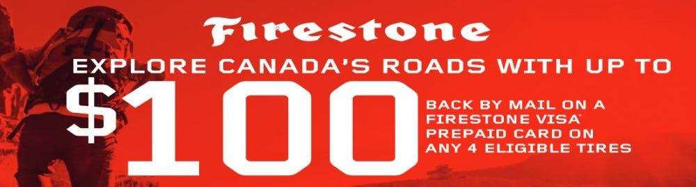 firestone promo