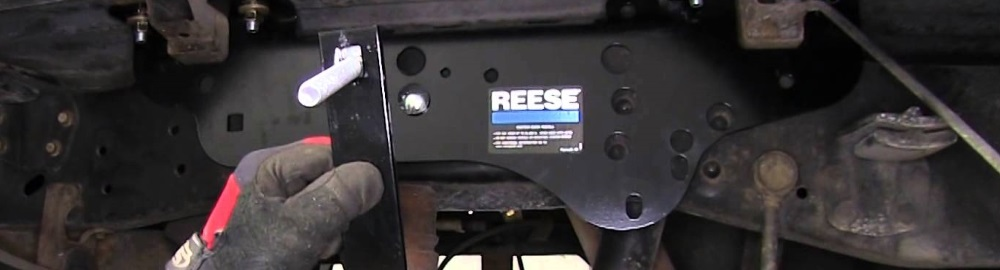 how to install reese hitches
