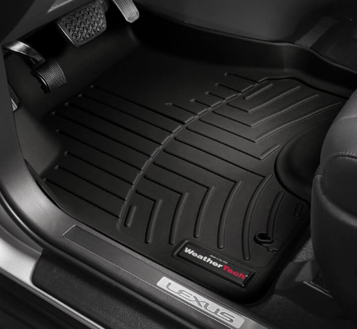 etrailer floor mats ford front review tv mat video fusion com weathertech
